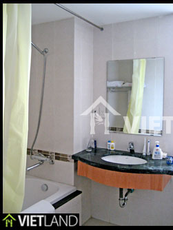 Serviced apartment facing to Ha Noi Deawoo Hotel, Ba Dinh district, Ha Noi