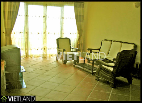 Grand deluxe serviced apartment for rent by Truc Bach Lake