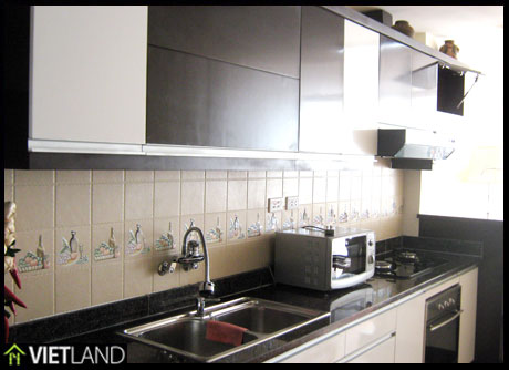 Serviced apartment for rent in Yen Ninh street, Ba Dinh district, Ha Noi