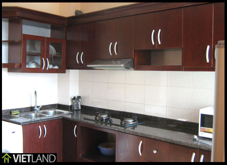 Apartment with full service for rent in Calidas KeangNam LandMark72 in Tu Liem district, Ha Noi