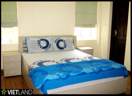 160 sqm serviced apartment with 3 bedrooms for rent in Westlake Area