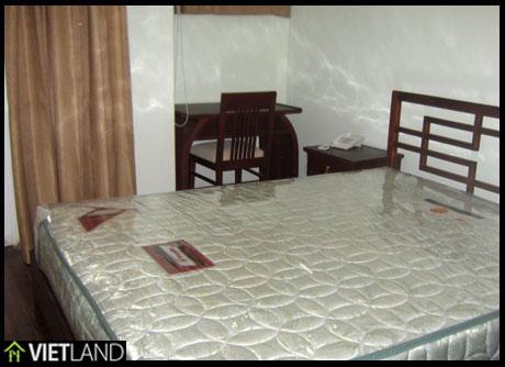 1-bedroom apartment for rent in Ha Noi, close to Old Quarter and Long Bien Bridge