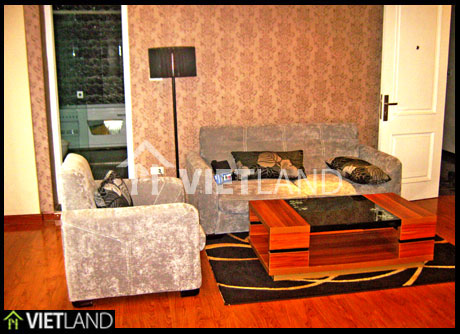 Brand new serviced apartment for rent in Ring-Around-the-Lake, Westlake, Ha Noi