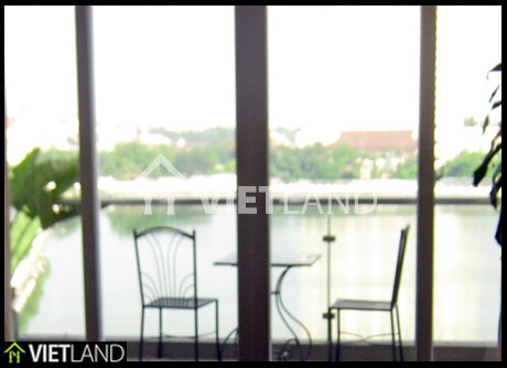 Lake View nice flat for rent in Tay Ho Dist, Ha Noi