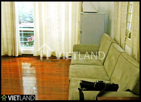 1 bed flat for rent in Kim Ma street, Ba Dinh district, Ha Noi