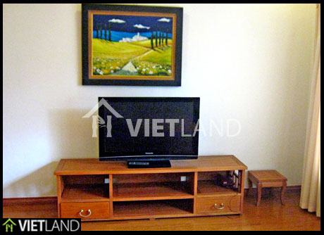 Ha Noi West Lake area: serviced apartment for rent in Ha Noi