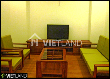 1-bed serviced apartment for rent off Doi Can street, Ba Dinh district, Ha Noi