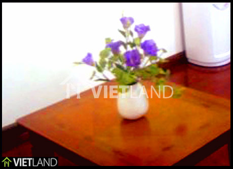High floor with elevator serviced apartment for rent in Ba Dinh district, Ha Noi