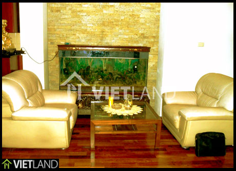 Small sized serviced apartment  for rent near tha Zoo of Ha Noi