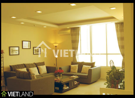 RichLand Building: Maverlous serviced apartment for rent on Xuan Thuy Road – way to the airport, Cau Giay district, Ha Noi