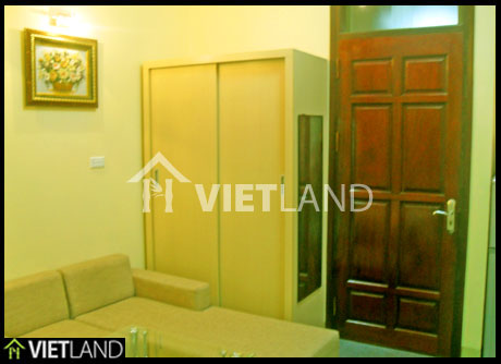 Studio at 40m2 for rent in Doc Ngu str, Ba Dinh district, Ha Noi