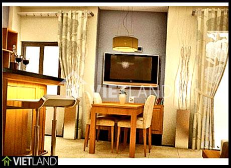 Studio for rent near KeangNam Towers, Tu Liem district, Ha Noi