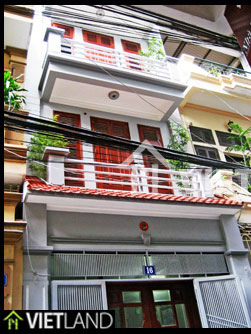 Room for rent in Le Thanh Nghi Street, close to Ha Noi Poly-Technique University