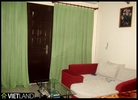 Cozy studio for rent in Ha Noi, West Lake Area