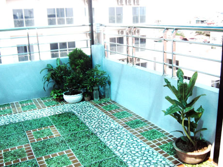 Studio for rent in Thuy Khue street, Tay Ho district, Ha Noi