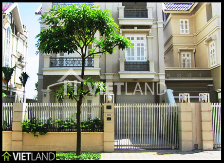 Brand new villa for rent with 4 bedrooms in Ciputra, Ha Noi