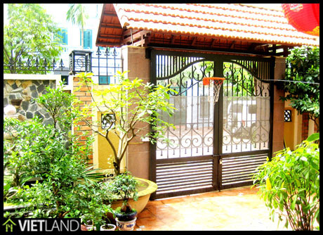 Villa for rent in Linh Dam, Hoang Mai