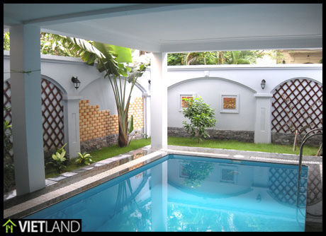 Villa for rent in Ha Noi, Westlake area