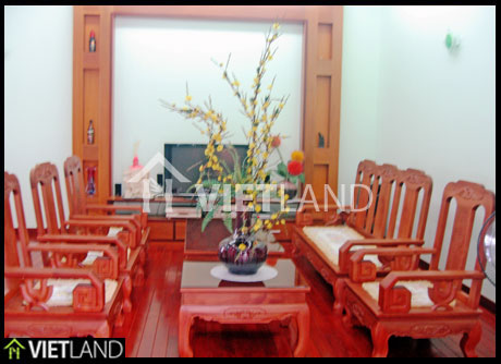Villa for rent in Spring Blossom Garden, Tay Ho district, Ha Noi