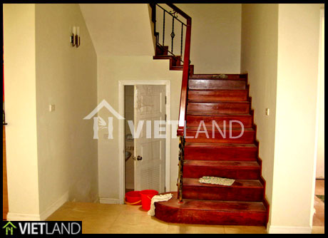 Villa to be equipped for rent in Ciputra, Tay Ho WestLake