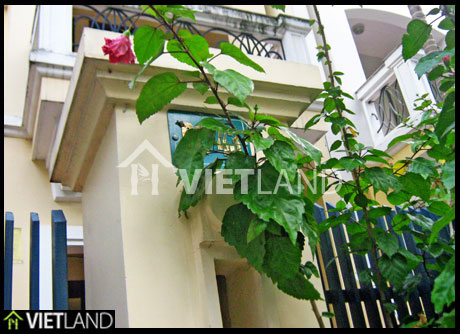Beautiful villa for rent in Ciputra, WestLake Tay Ho district